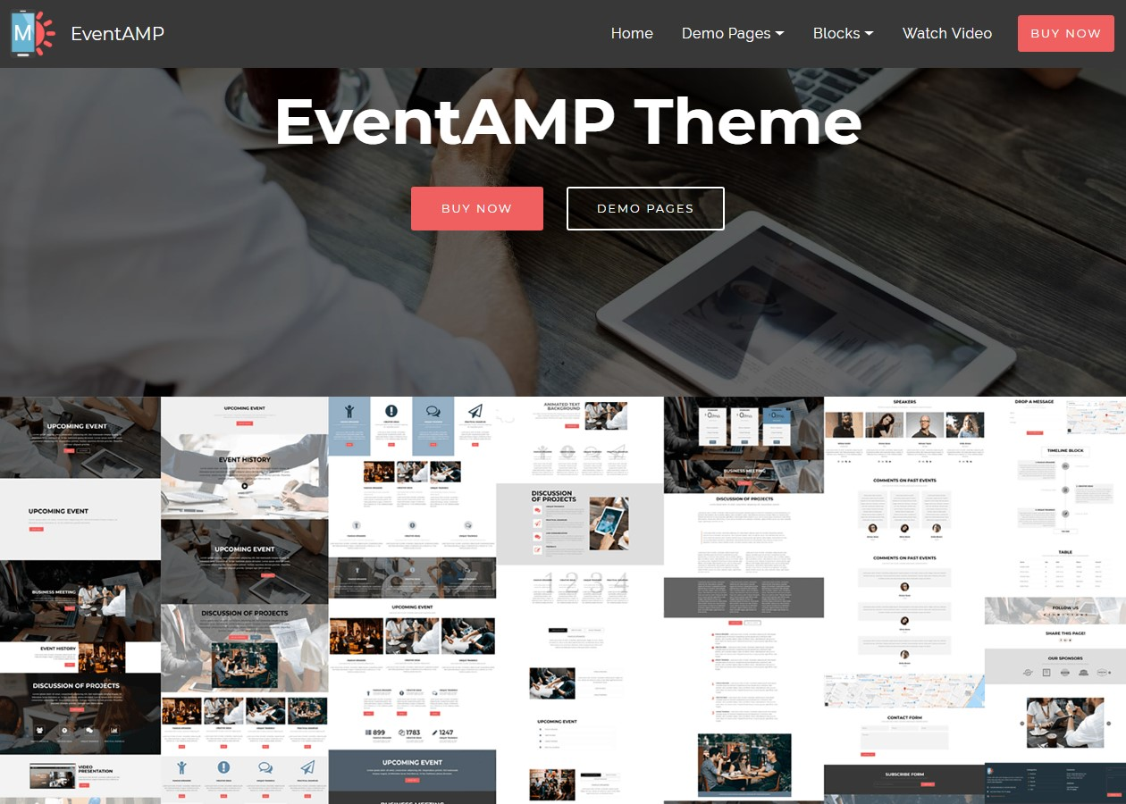 Top 50 Eye-catching HTML Templates Collection
