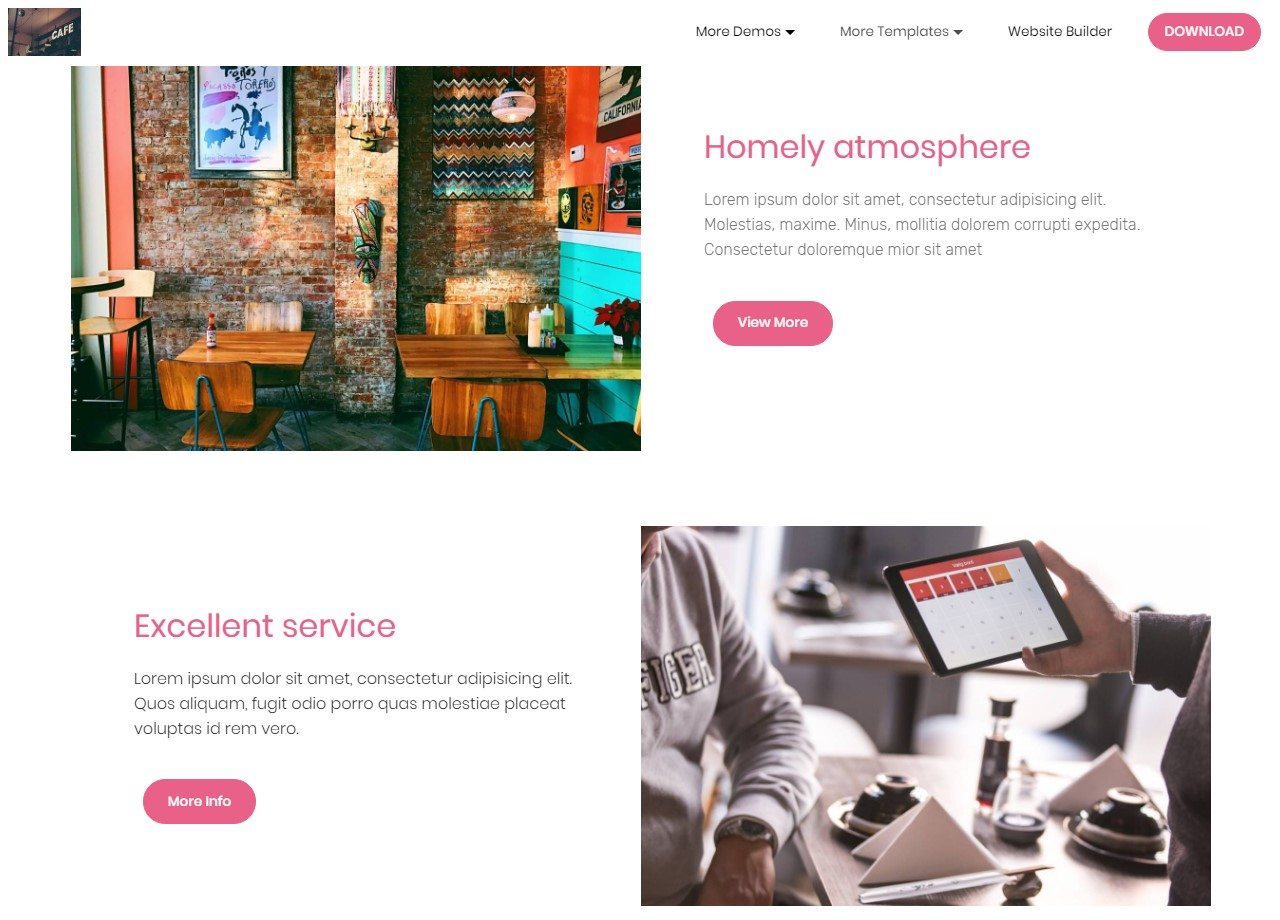 Best 54 Innovative Html5 Themes Collection